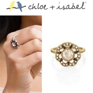 Parisian Belle Ring
